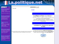 La politique point net